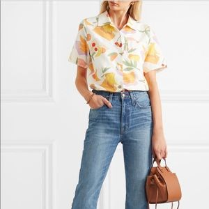 Madewell Ridge Flare Dempsey Jeans NWT